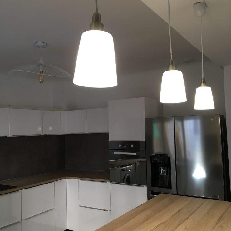 Nouvelle cuisine : une maison métamorphosée !