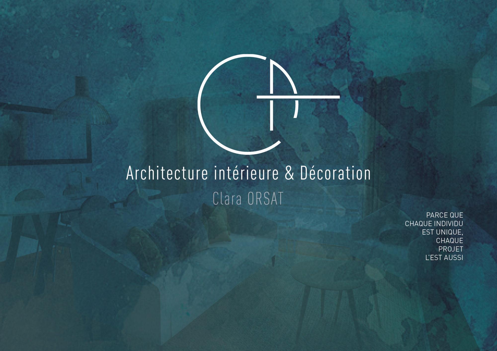 Clara Orsat - Architecture Intérieure et Décoration intérieure Marseille