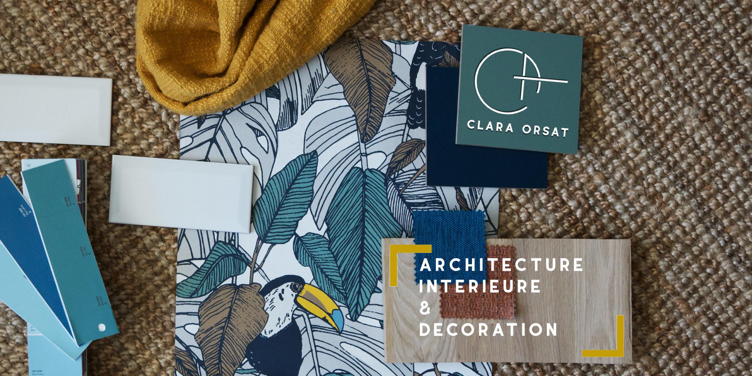 Clara Orsat – Architecture Intérieure et Décoration intérieure Marseille