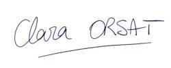 signature accueil
